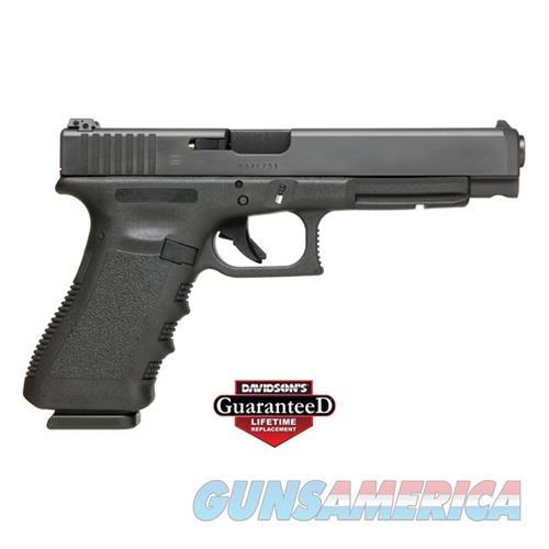 Glock 35 Gen4 40Sw Pst 15Rd Ostk G35415AUT  Guns > Pistols > G Misc Pistols