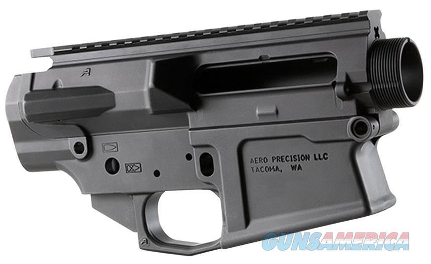 Aero Precision Apcs100151s M5 Stripped Receiver Set M5  308 Winchester/7.62 Nato Black Hardcoat Anodized APCS100001  Guns > Rifles > A Misc Rifles