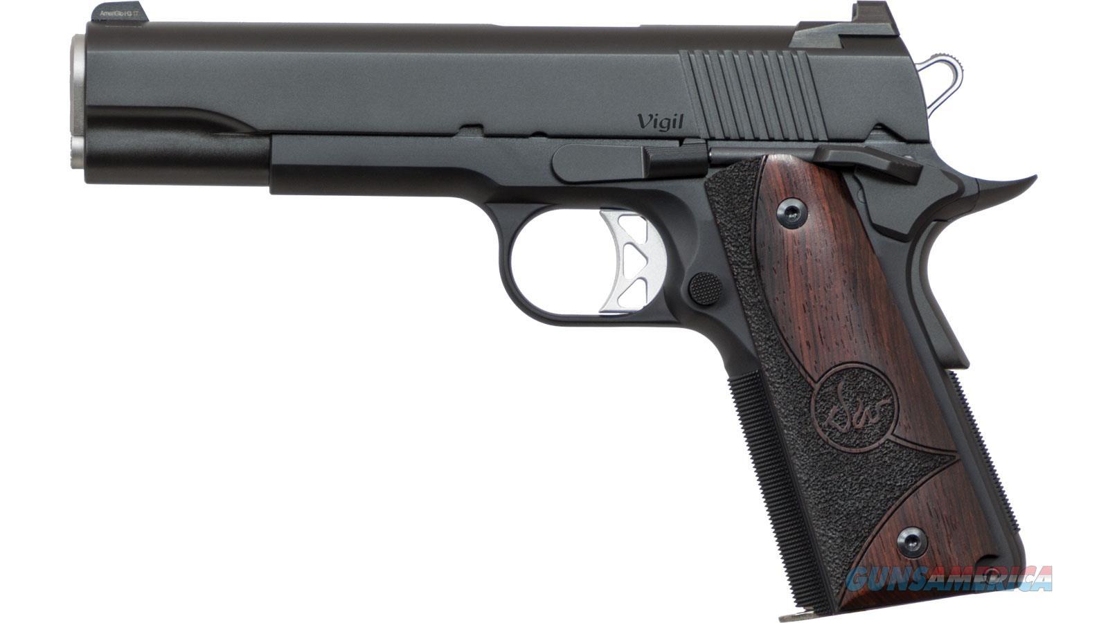 Dan Wesson Dw Vigil 9Mm Blk Al Frame 01833  Guns > Pistols > C Misc Pistols