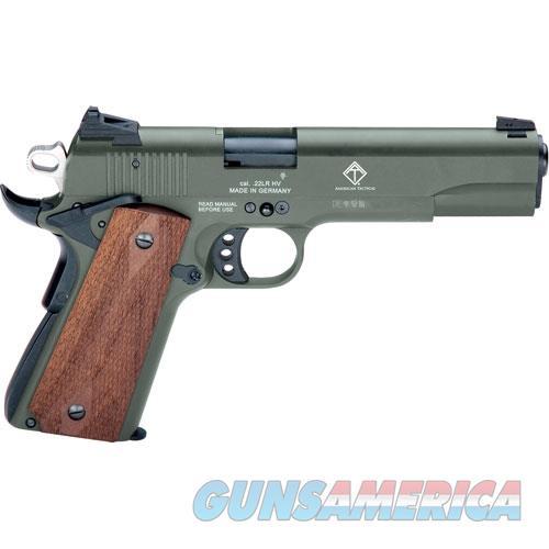 American Tactical M1911 22Lr 5 10Rd Od Green GERG2210M1911G  Guns > Pistols > A Misc Pistols