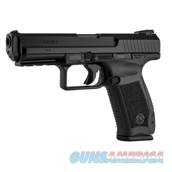Century International Arms Canik Tp9sf 9Mm 4.46 Blk 2 10Rd HG3790-N  Guns > Pistols > Canik USA Pistols