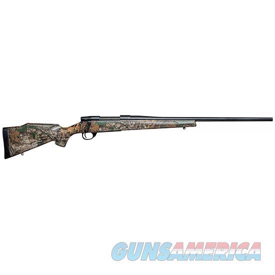 Weatherby Vanguard 30-06 24 Rt Xtra Matte Blk VXT306SR4O  Guns > Rifles > W Misc Rifles