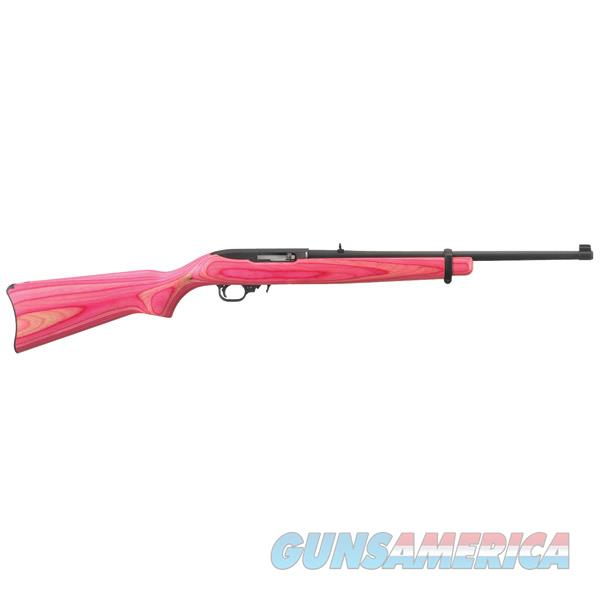 RUGER 10/22RBPZ PINK/BLUE LAM 1184  Guns > Rifles > R Misc Rifles