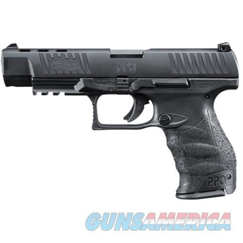 "Walther Arms Ppq M2 40Cal 5"" Blk 2796104  Guns > Pistols > W Misc Pistols"