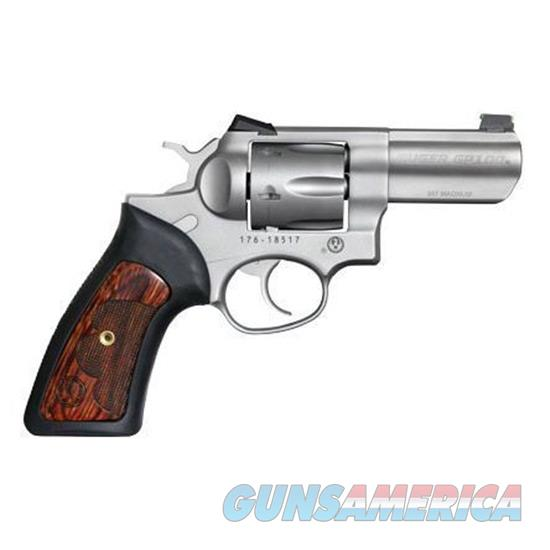 TALO TALO GP100 357MAG 3 SS WILEY CLAPP NOVAK RUG 1752  Guns > Pistols > Ruger Double Action Revolver > GP100