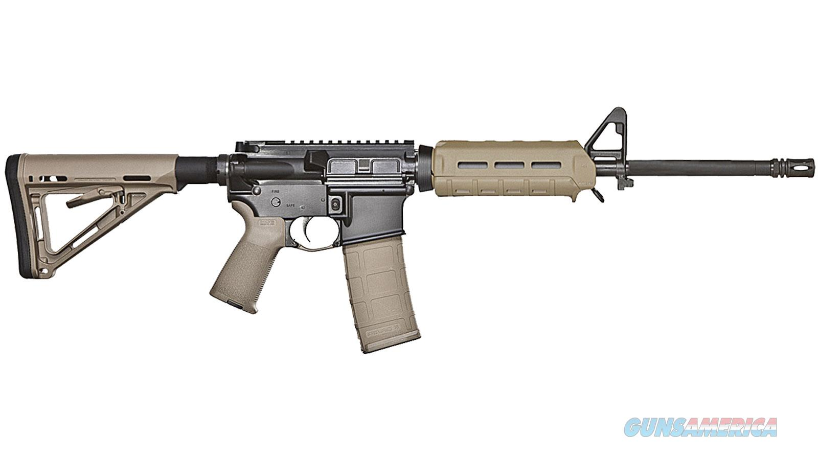 "Del-Ton Echo316moe 5.56 16"" A3 Fde Colstk M-Lokm RFTH16-MLOKDE  Guns > Rifles > D Misc Rifles"