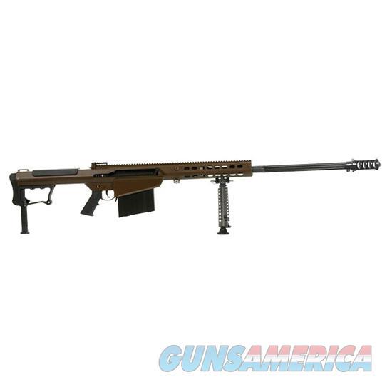 Barrett M107a1 50Bmg 29 Blk Fltd Bbl Multirole 14557  Guns > Rifles > B Misc Rifles