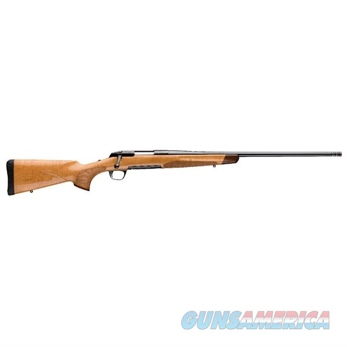 Browning X-Bolt Medallion 308Win Mag Maple 4Rd 22'' Bbl 035448218  Guns > Rifles > B Misc Rifles