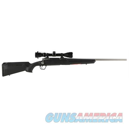 "Savage Arms Axis Xp S/S .243 22"" 3-9X40 Ss/Black Syn Ergo Stock 57288  Guns > Rifles > S Misc Rifles"