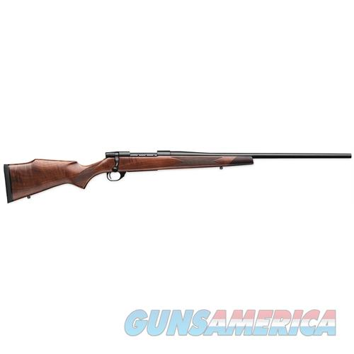 "WEATHERBY VNGRD 7MM-08 BL/WD 24"" VDT7M8RR4O  Guns > Rifles > Weatherby Rifles > Sporting"