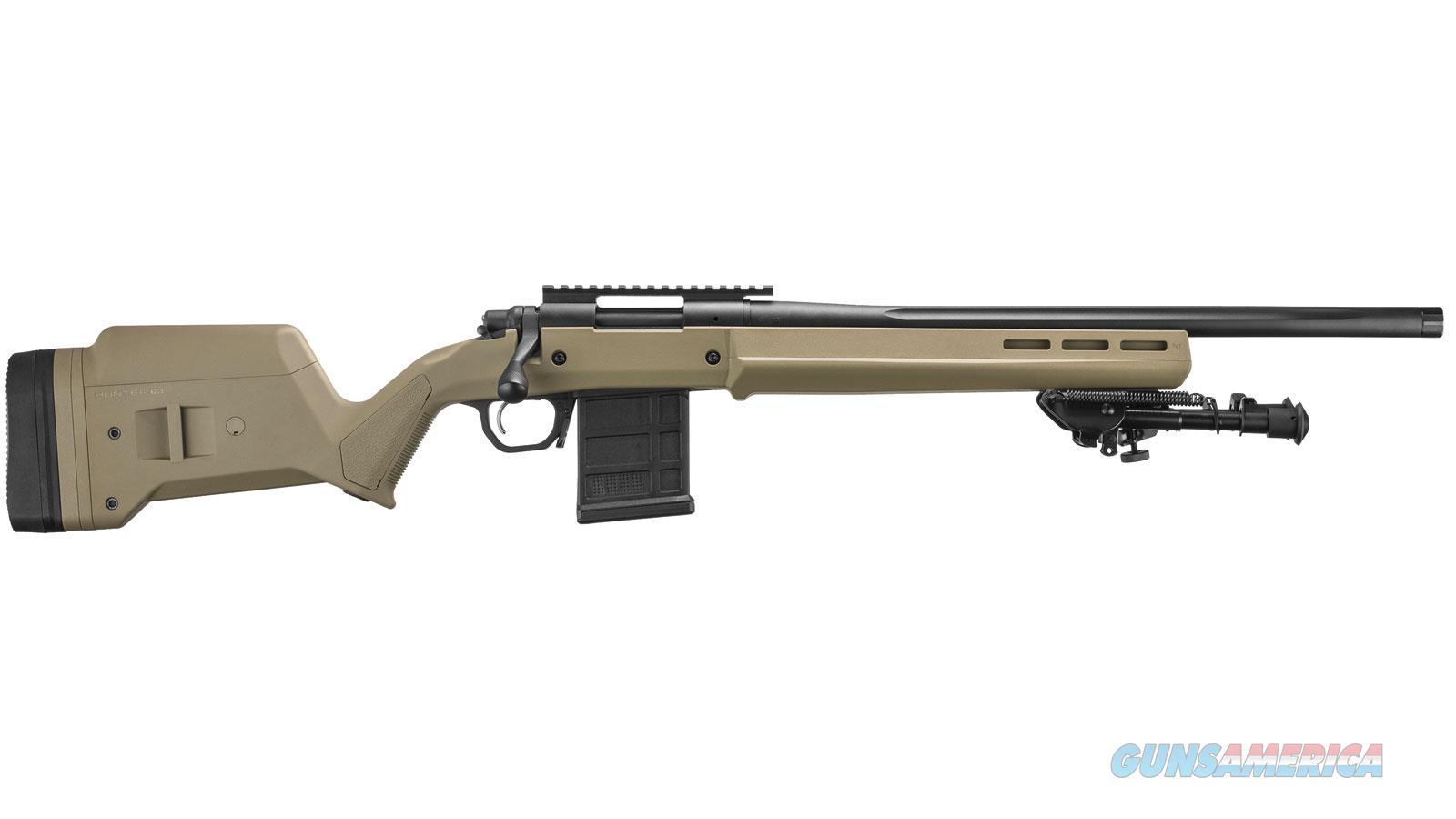 Remington 700 308Win 20 Magpul Enhanced Ltr Fde 84301  Guns > Rifles > R Misc Rifles