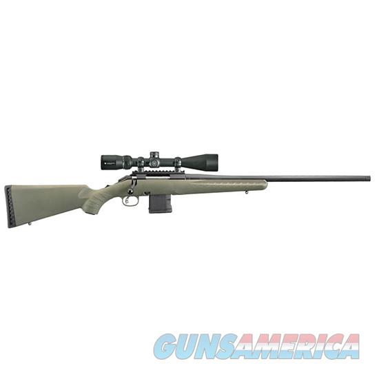 Amer Predator 204Rug Scpe 10Rd 26952  Guns > Rifles > R Misc Rifles