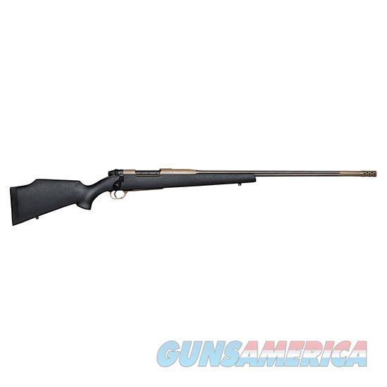 Weatherby Mkv Kcr 257Wby 28 Blk Two-Tone Muzzle MKCM257WR8B  Guns > Rifles > W Misc Rifles