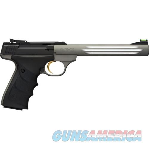 """Browning Buck Mark Lite Gray Urx .22Lr 7.25"""" As 10Sh Gray 051517490  Guns > Pistols > B Misc Pistols"""