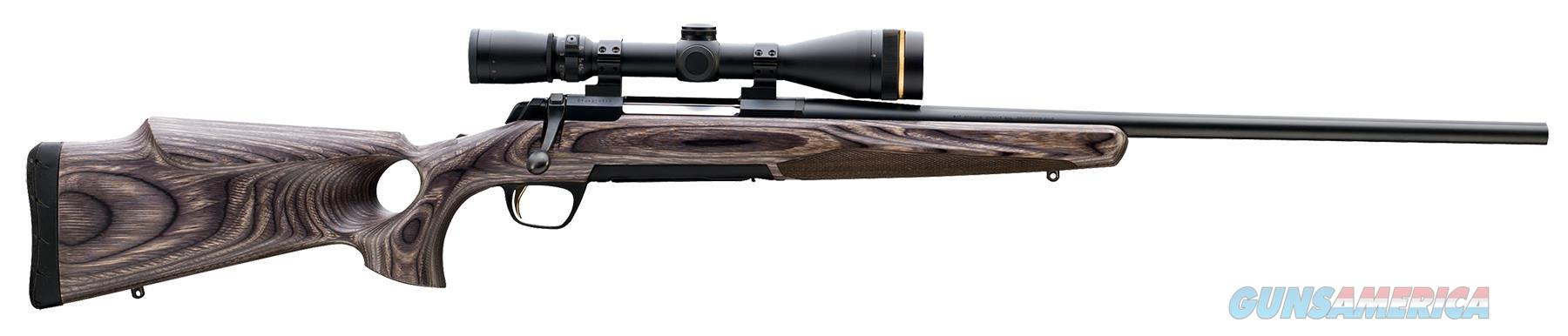 BROWNING XBOLT ECLP HUNT 30/06 NS 035299226  Guns > Rifles > Browning Rifles > Bolt Action > Hunting > Blue