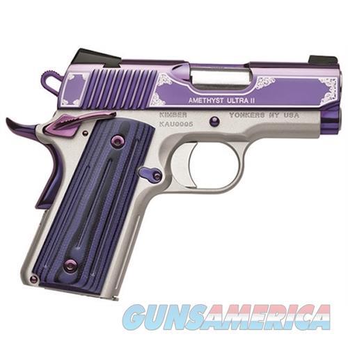 Kimber 45Acp Amethyst Ultra Ii KIM3200363  Guns > Pistols > K Misc Pistols