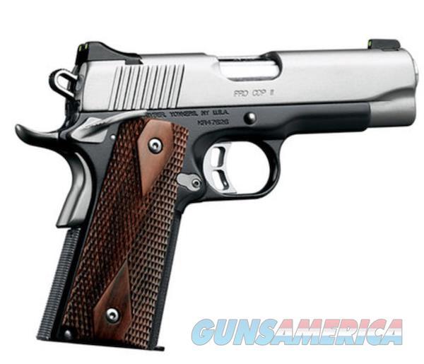 Kimber 9Mm Pro Cdp KIM3000258  Guns > Pistols > K Misc Pistols