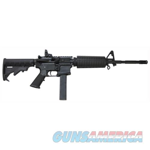 "Cmmg Ar Mk9le 9Mm Luger 16"" Bbl. 32-Shot Black 90A1A7D  Guns > Rifles > C Misc Rifles"