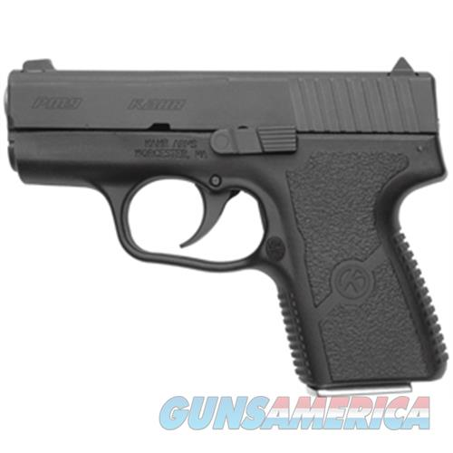 "Kahr Arms Pm9094na Pm9 9Mm 3"" 6+1/7+1 Ns Textured Blk Poly Grip Blackened Stainless PM9094NA  Guns > Pistols > K Misc Pistols"