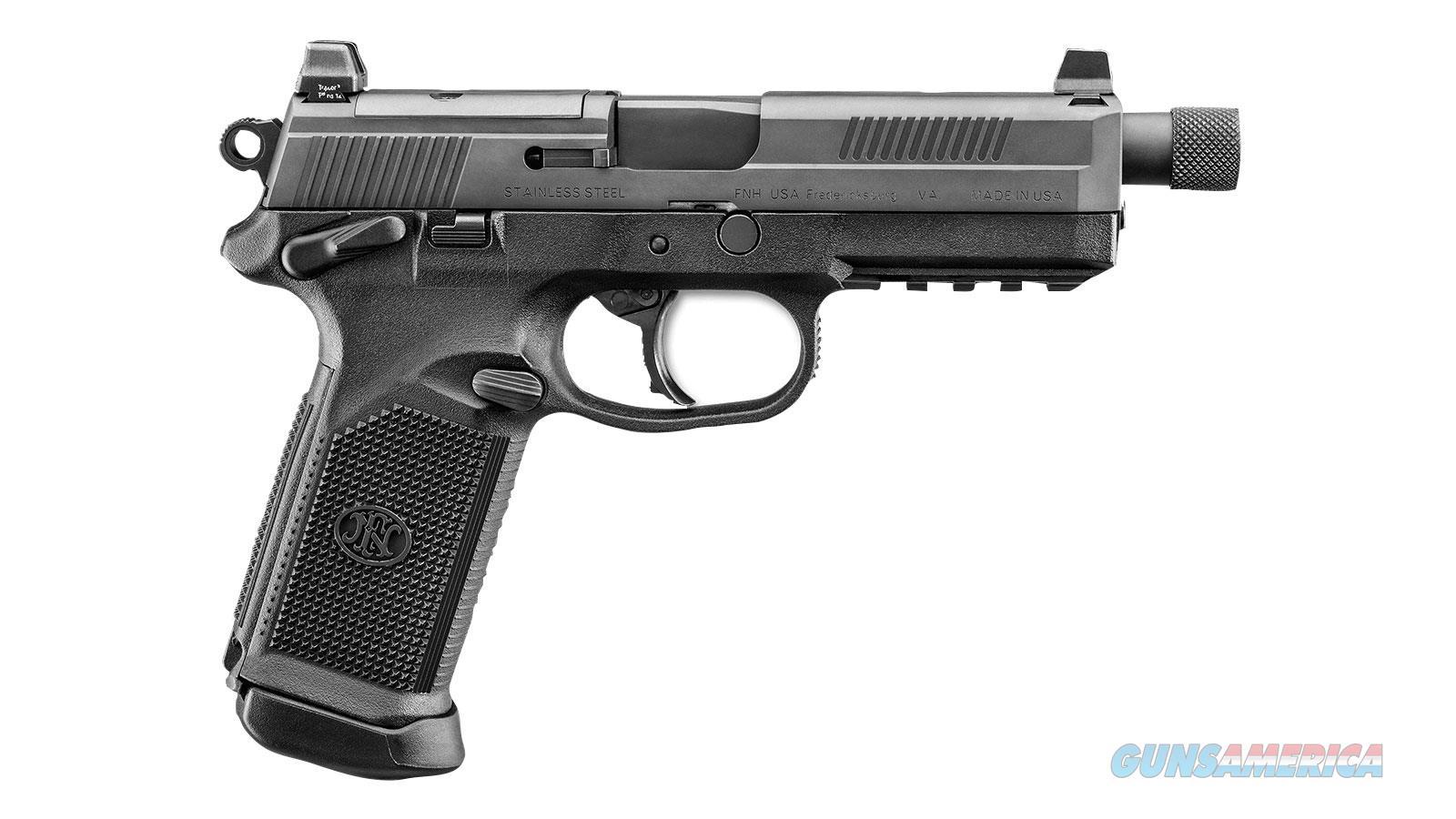 "Fn Manufacturing Fnx45-Tac 45Acp 5.3"" 10Rd 66981  Guns > Pistols > F Misc Pistols"