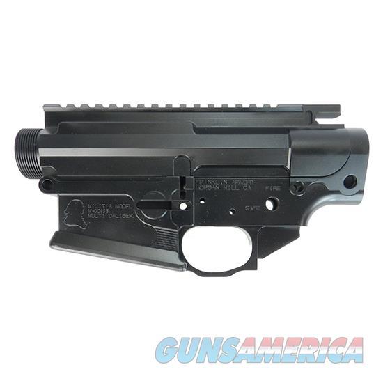 Franklin Armory 308 Militia 308Win Cls Receiver Set Milled 2030BLK  Guns > Rifles > F Misc Rifles