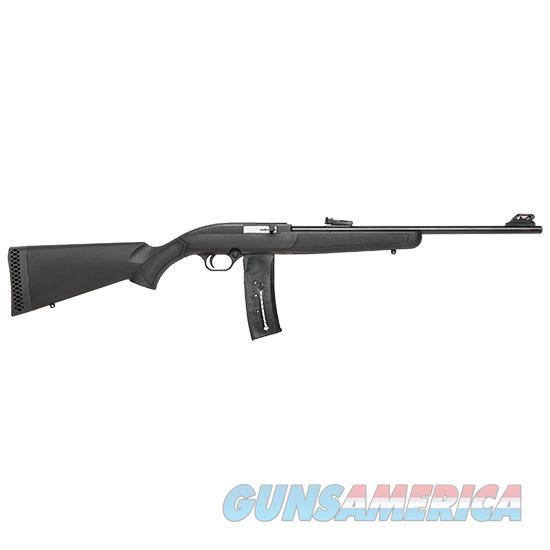 Mossberg International 702 Plinkster 22Lr 18 25Rd Blue Syn 37044  Guns > Rifles > MN Misc Rifles