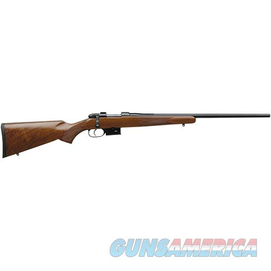 Czusa 527 American 222Rem Walnut 5Rd W/Rings 03121  Guns > Rifles > C Misc Rifles