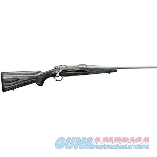 Ruger Hawkeye Laminate Compact Bolt Action Rifle 308 Win, Rh, 16.5 In, Blk Lam Stk, 4+1 Rnd, Lc6 Trgr 17110  Guns > Rifles > R Misc Rifles