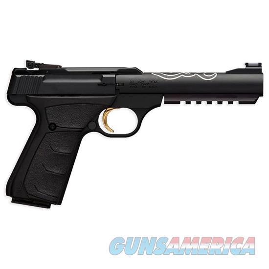 Browning Buck Mark Black Lite 22Lr Ufx Rail As 051525490  Guns > Pistols > B Misc Pistols