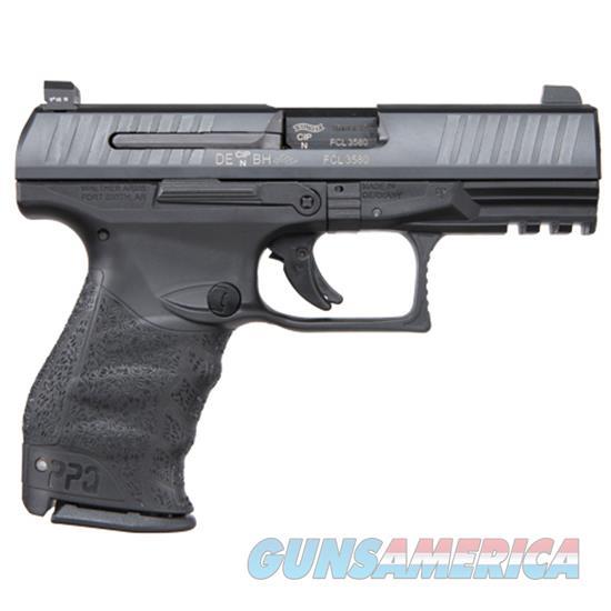 Walther Arms Ppq M2 9Mm Xs F-8 Tritium Night Sights 2796066TNS  Guns > Pistols > W Misc Pistols