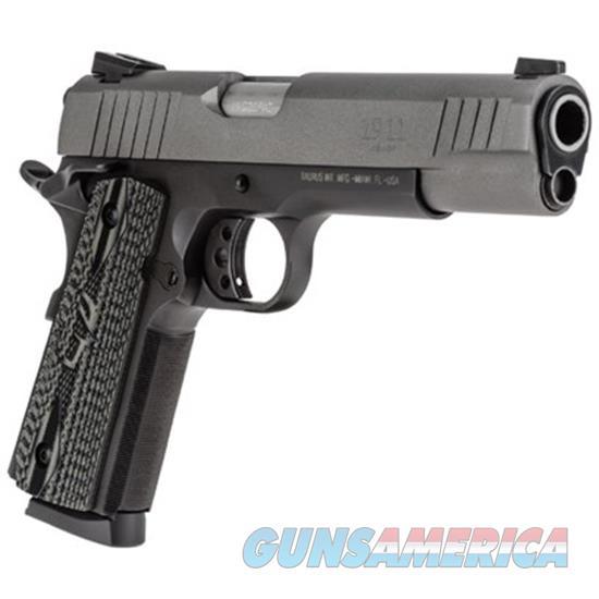 "Taurus 1911 45 5"" B/Gray Novak    ""Limited"" 8Rd 1-191101G-VZ  Guns > Pistols > TU Misc Pistols"