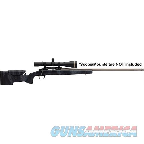 "Browning X-Bolt Target 6.5 Creedmoor 28""Hb Mc Millian A3-5 Stock 035426282  Guns > Rifles > B Misc Rifles"