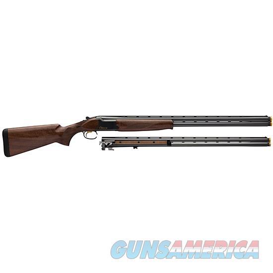 Browning Citori Cxs Combo 12Ga 20Ga 30 2018 Shot 018143303  Guns > Shotguns > B Misc Shotguns