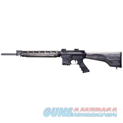 "Windham Weaponry R20fssftws1 R20 Vex Wood Stock Series Semi-Automatic 223 Remington/5.56 Nato 20"" 5+1 Laminate Pepper Stk Black/Stainless Steel R20FSSFTWS-1  Guns > Rifles > Windham Weaponry Rifles"