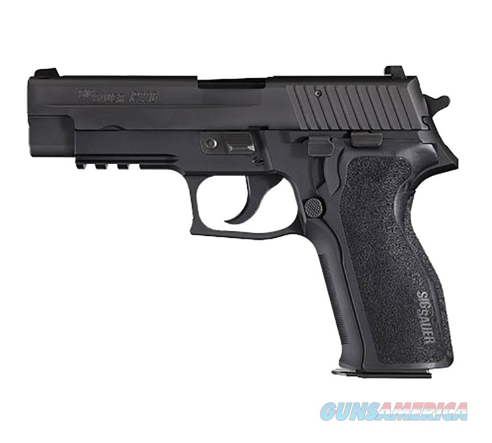 SIG SAUER P226 40S&W 10RD BLK NS CA 226R-40-BSS-CA  Guns > Pistols > Sig - Sauer/Sigarms Pistols > P226