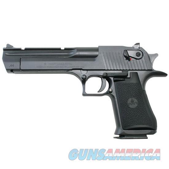 Magnum Research Desert Eagle 44Mag 6 Black Ca Legal DE44CA  Guns > Pistols > Magnum Research Pistols