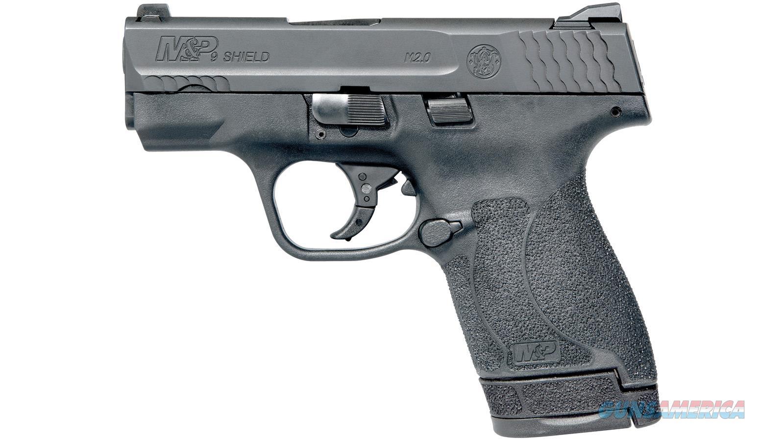 "Smith & Wesson M&P M2.0 Shld Ns 9Mm 3.1"" 11810  Guns > Pistols > S Misc Pistols"
