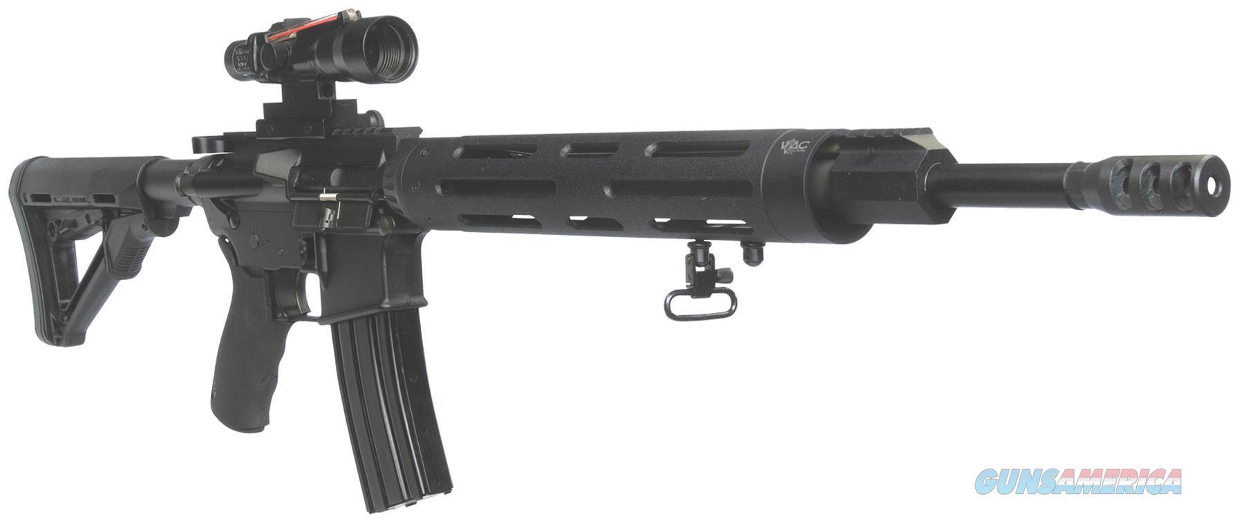 "Dpms 60521 3G1 Competition Rifle Semi-Automatic 223 Remington/5.56 Nato 18"" 30+1 Magpul Ctr Black Stock Black 60521  Guns > Rifles > D Misc Rifles"