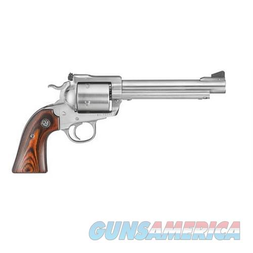 "RUGER BISLEY 480RUG SS 6.5"" 5SH AS 0870  Guns > Pistols > Ruger Single Action Revolvers > Cowboy Action"