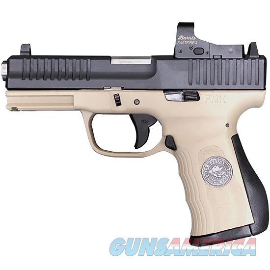 Fmk Firearms Elite Pro Plus 9Mm Usmc Bulldog Desert Sand G9C1EPRODSM  Guns > Pistols > F Misc Pistols