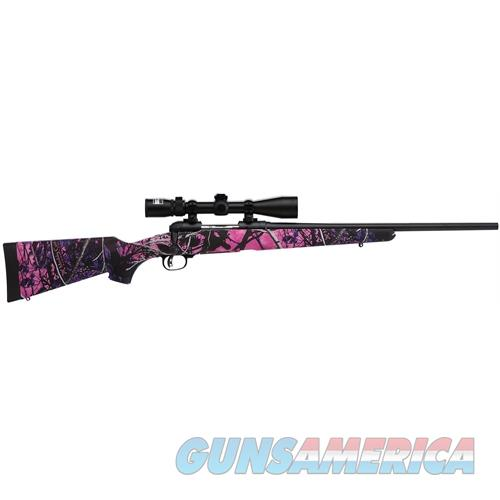 "Savage 22205 11 Trophy Hunter Xp Youth Bolt 223 Remington 20"" 4+1 Synthetic Muddy Girl Stk Black 22205  Guns > Rifles > S Misc Rifles"