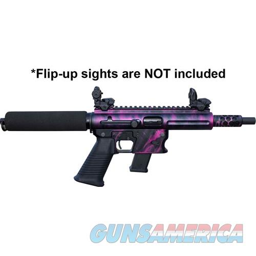 "Tnw Firearms Inc Aero Survival Pistol 9Mm 8"" 33Rd Pink Attitude PXCPLT0009BKPK  Guns > Pistols > TU Misc Pistols"
