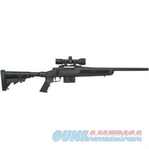 Mossberg Flex Mvp 308Win 18.5 Flt Bull Pkg 10Rd 27753  Guns > Rifles > MN Misc Rifles
