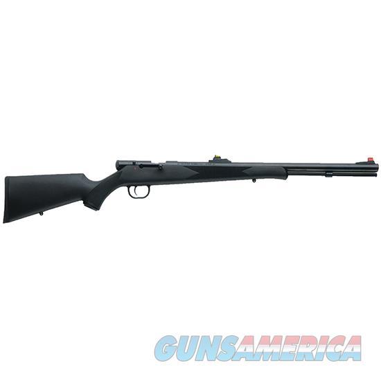 Traditions Tracker 50Cal Black Syn 24 Blued R44003470  Non-Guns > Black Powder Muzzleloading