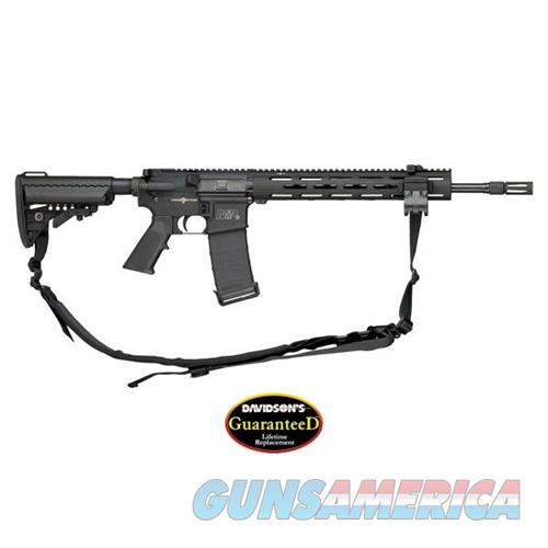 Smith & Wesson M&P15vtacii 223 Sa 16B 30R 811025  Guns > Rifles > S Misc Rifles