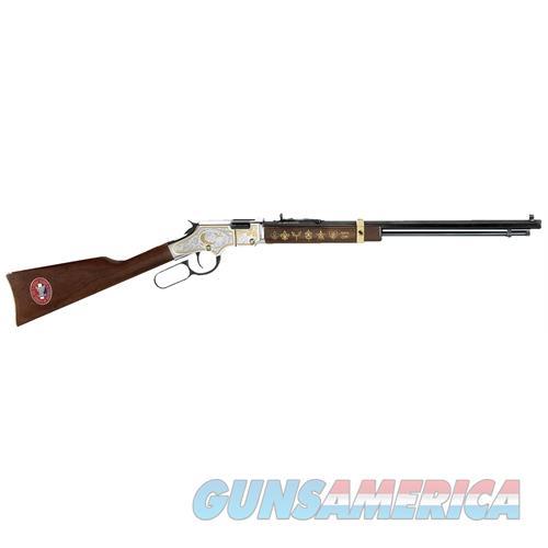 """Henry Eagle Scout Tribute Ed. .22S/L/Lr 20"""" Octagon Engraved H004ES  Guns > Rifles > H Misc Rifles"""