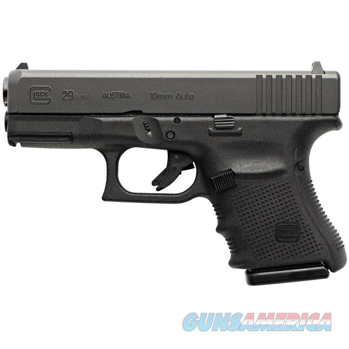 Glock G29 10Mm Gen4 F/S 10Rd PG2950201  Guns > Pistols > G Misc Pistols