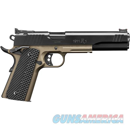 Remington R1 10Mm 6 Fde 2 8Rd Mags 96305  Guns > Pistols > R Misc Pistols