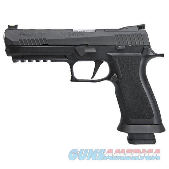 Sig Sauer 320 X Five 10Rd Model 9Mm 320X5-9-BAS-10  Guns > Pistols > S Misc Pistols