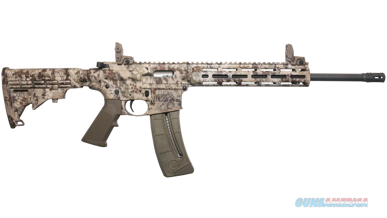 "Smith & Wesson M&P 15-22 Sport 22Lr 16.5"" 10211  Guns > Rifles > S Misc Rifles"